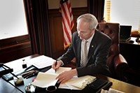 An Executive Order On The State's Policy On Hiring
