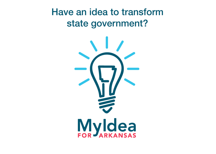 MyIdea for Arkansas